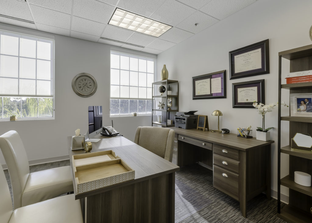 women's family law firm office