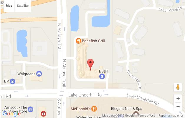 12301 Lake Underhill Rd., Orlando, FL 32828