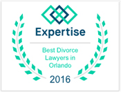 Orlando Best Divorce Lawyer Orlando Badge